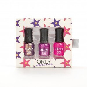 ORLY Mani Mini Kit - Purple 3pc