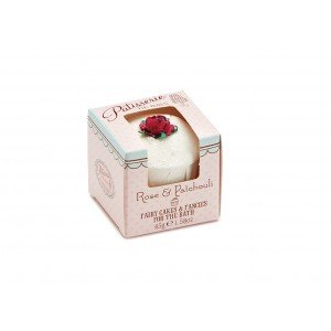 Patisserie de Bain Rose  Patchouli Bath Fancy Rose  Patchouli (1pc)