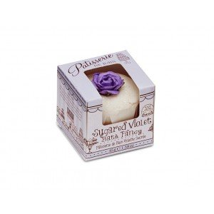 Patisserie de Bain Bath Fancy Sugared Violet (1pc)