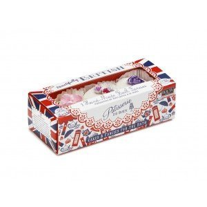 Patisserie de Bain Bath Fancies Trio Beautifully British (3pc)