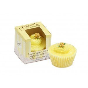 Patisserie de Bain Cupcake Soap Lemon Bon-Bon (1pc)